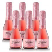 Mini Espumante Freixenet Rose Rosado 200ml Brut 06 Unidades