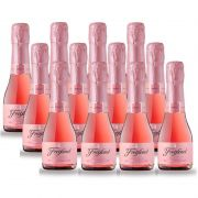 Mini Espumante Freixenet Rose Rosado 200ml Brut 12 Unidades