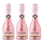 Mini Espumante Jp Chenet Ice Edition Rose 200ml 03 Unidades