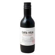 Mini Vinho Carta Vieja Cabernet Sauvignon 187ml