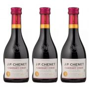 Mini Vinho Jp Chenet Cabernet syrah 187ml 03 Unidades