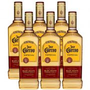 Tequila Jose Cuervo Ouro 750ml 06 Unidades