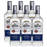 Tequila Jose Cuervo Prata Silver 750ml 06 Unidades