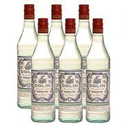 Vermouth Vermute Dolin Blanc 750ml 06 Unidades