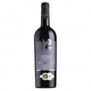 Vinho 12 e Mezzo Negroamaro del Salento IGP 750ml