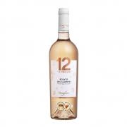 Vinho 12 e Mezzo Rosato del Salento IGP 750ml