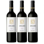 Vinho Angaro Malbec 750ml 03 Unidades