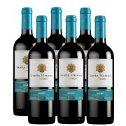 Vinho Argentino Santa Helena Reservado Malbec 750ml 06 Unid.