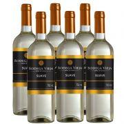 Vinho Bodega Vieja Suave 750ml 06 Unidades