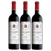 Vinho Casal Garcia Tinto Douro 750ml 03 Unidades