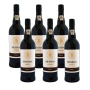 Vinho Do Porto Messias Tawny 375ml 06 Unidades