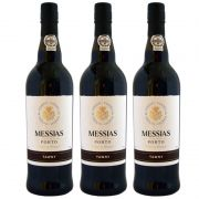 Vinho Do Porto Messias Tawny 750ml 03 Unidades