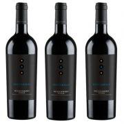 Vinho Luccarelli Negroamaro 750ml 03 Unidades