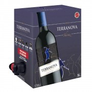 Vinho Miolo Terranova Shiraz Bag in Box 5 Litros