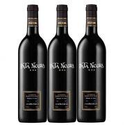 Vinho Pata Negra Oro Tempranillo 750ml 03 Unidades