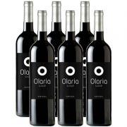 Vinho Português Olaria Tinto Suave 750ml 06 Unidades