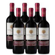 Vinho Santa Helena Reservado Cabernet Sauv 750ml 06 Unidades