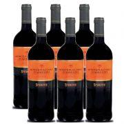 Vinho Sperone Montepulciano D'abruzzo 750ml 06 Unidades