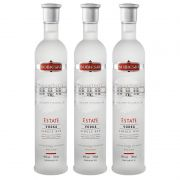 Vodka Sobieski Estate 700ml 03 Unidades