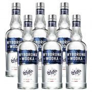 Vodka Wyborowa 750ml 06 Unidades