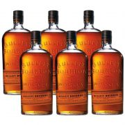 Whisky Bulleit Bourbon 750ml 06 Unidades