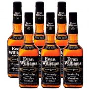 Whisky Evan Williams Kentucky Straight Bourbon 1 Lt 06 Unid.