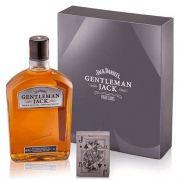 Whisky Jack Daniel's Gentleman 01 Lt Com 01 Baralho Jack