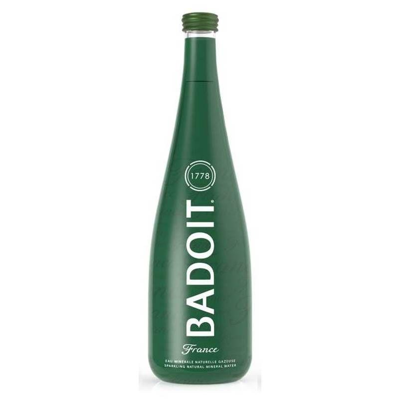 Água Mineral Badoit Com Gás 750ml