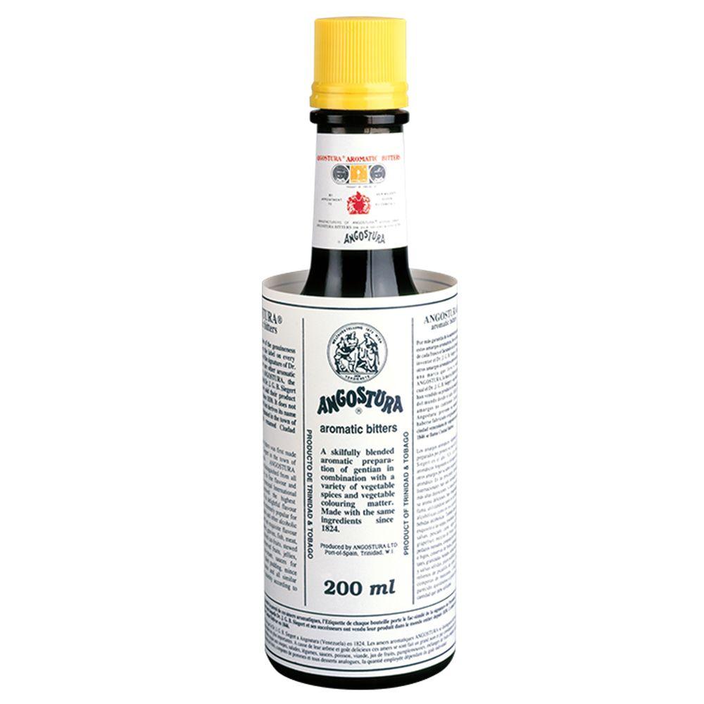 Bitter Angostura Aromatic 200ml 06 Unidades