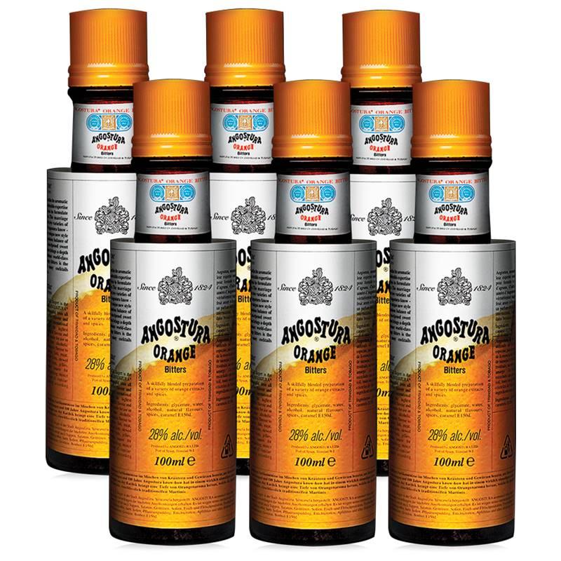 Bitter Angostura Orange 100ml 06 Unidades