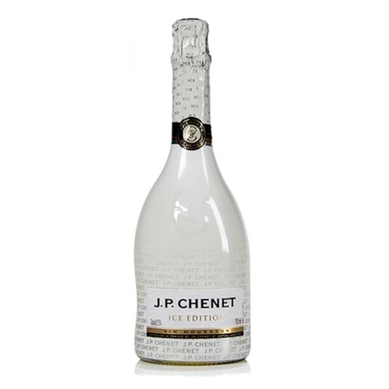 Espumante Jp Chenet Ice Edition Branco 750ml 03 Unidades