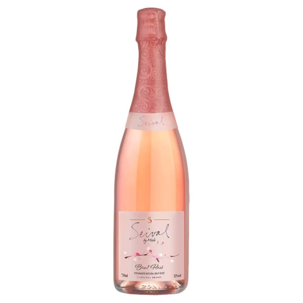 Espumante Miolo Seival Brut Rosé 750ml