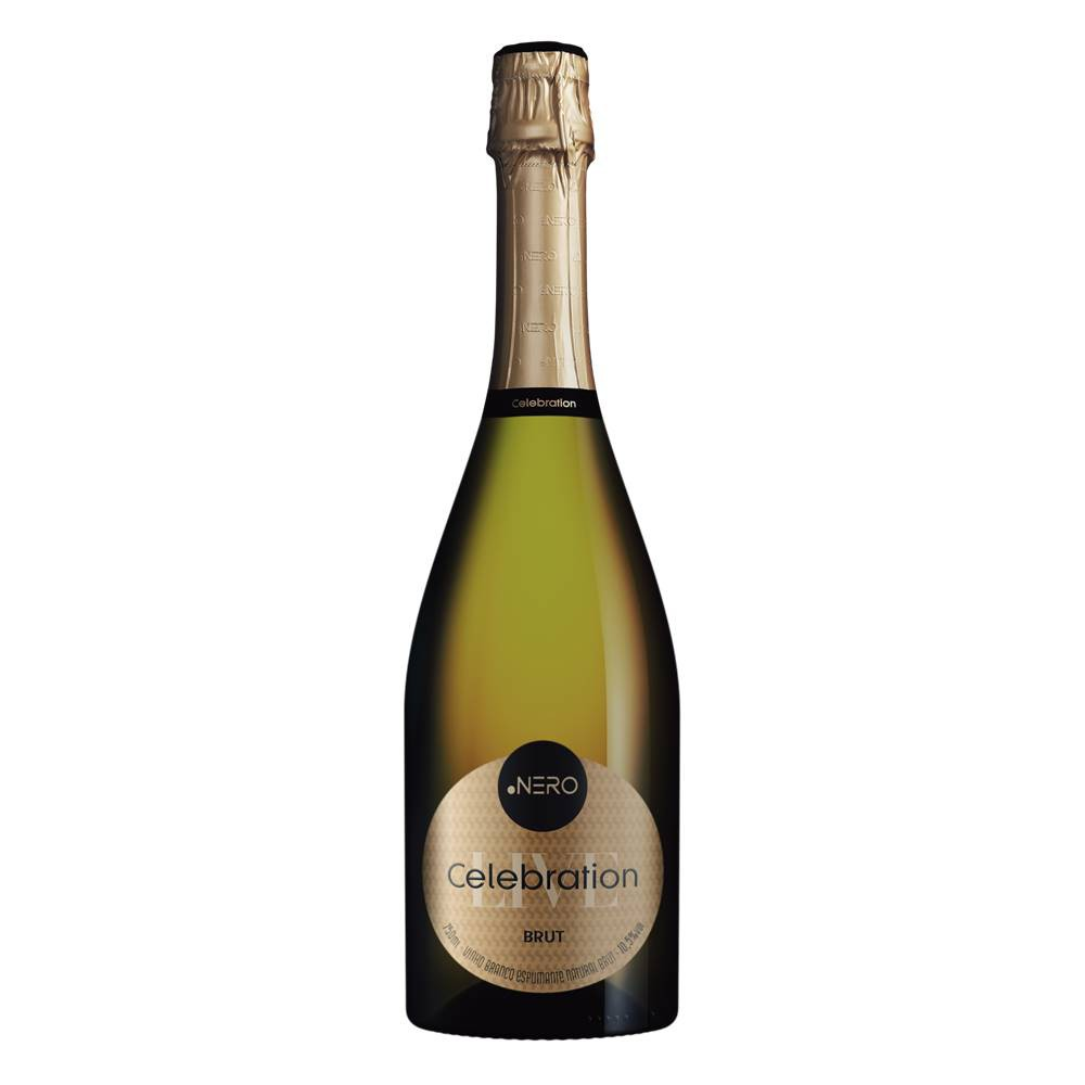 Espumante Ponto Nero Live Celebration Brut 750ml