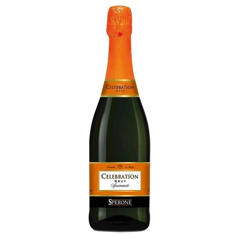 Espumante Sperone Celebration Cuvee Brut 750ml 03 Unidades