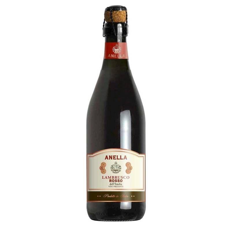 Frisante Lambrusco Tinto Anella 750ml