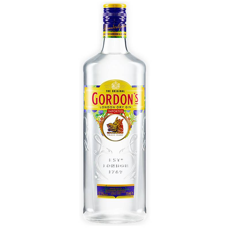 Gin Gordon's 750ml 06 Unidades