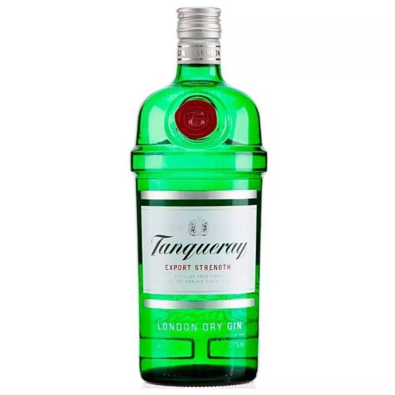 Gin Tanqueray London Dry 750ml 03 Unidades