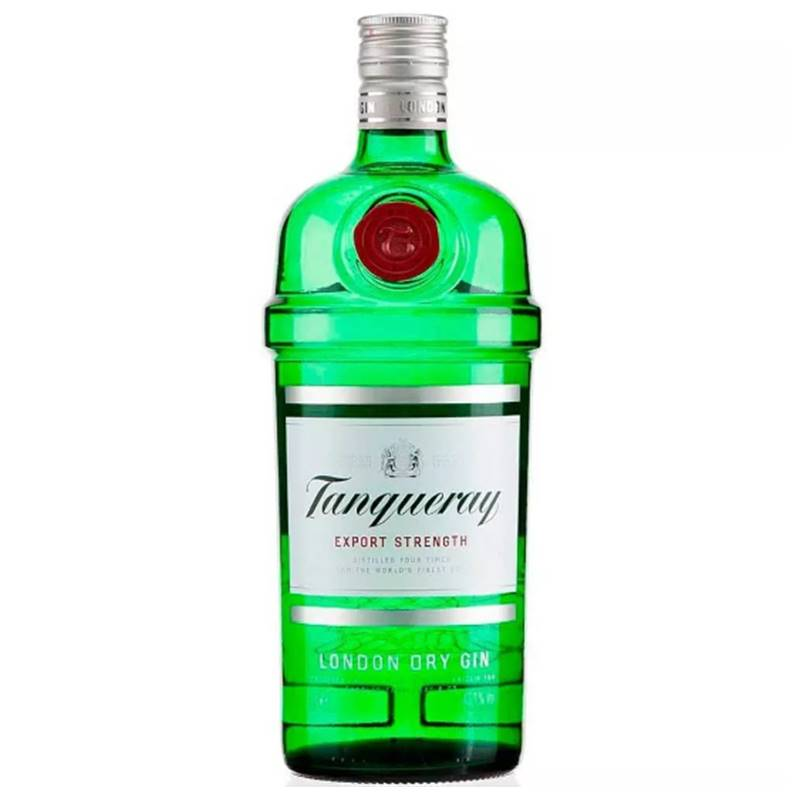 Gin Tanqueray London Dry 750ml 06 Unidades