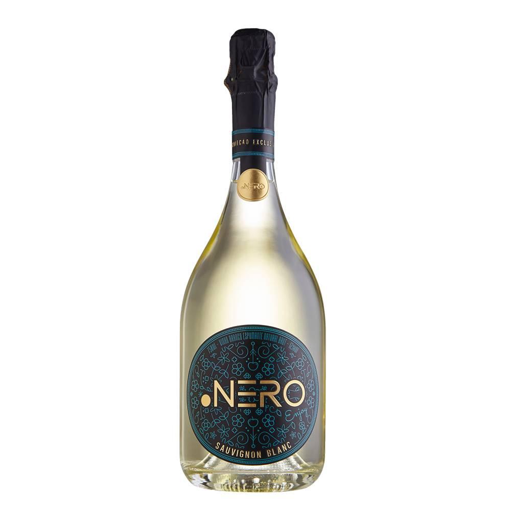 Kit 03 Un. Espumante Ponto Nero Enjoy Sauv. Blanc Brut 750ml