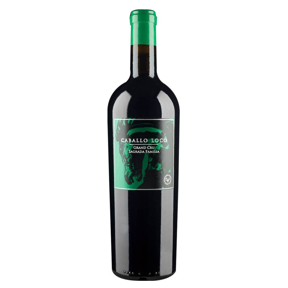 Kit 03 Un Vinho Caballo Loco Grand Cru Sagrada Família 750ml