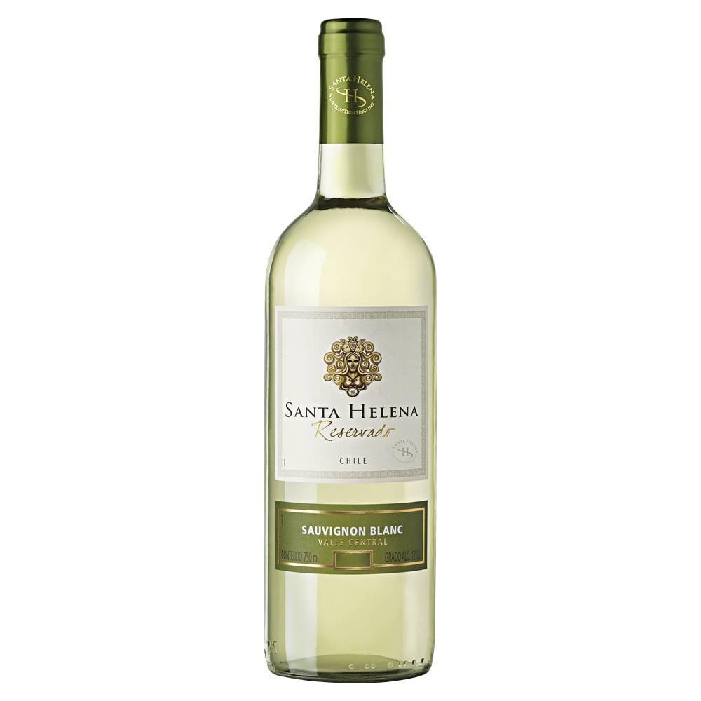 Kit 03 Un Vinho Santa Helena Reservado Sauvignon Blanc 750ml