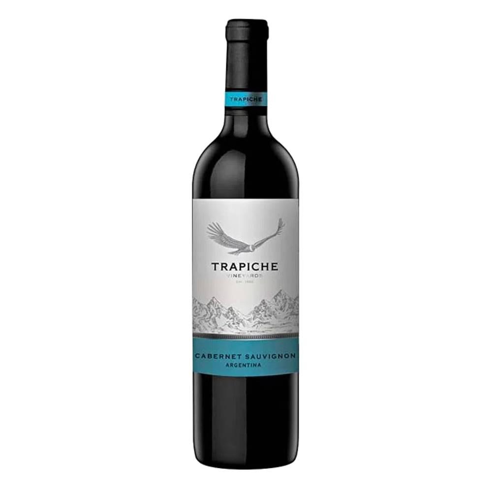 Kit 03 Un. Vinho Trapiche Vineyards Cabernet Sauvignon 750ml