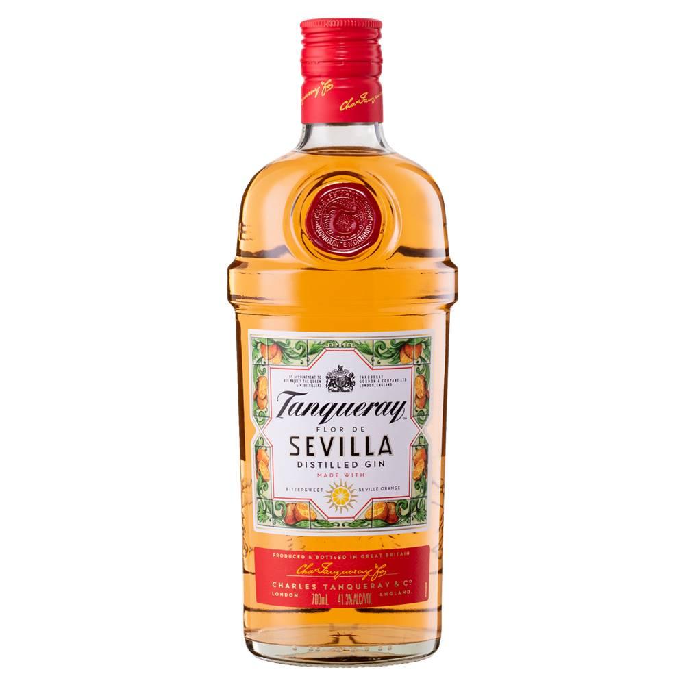 Kit 03 Unidades Gin Tanqueray Sevilla 700ml