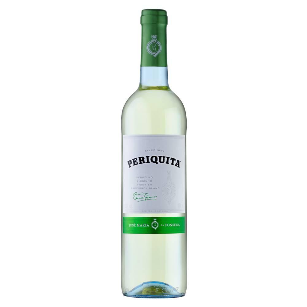 Kit 03 Unidades Vinho Periquita Branco 750ml