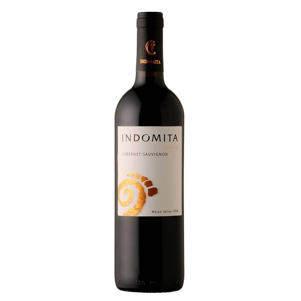 Kit 06 Un. Vinho Indomita Varietal Cabernet Sauvignon 750ml
