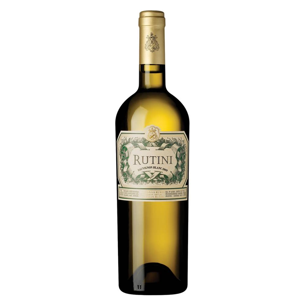Kit 06 Unidades Vinho Rutini Sauvignon Blanc 750ml