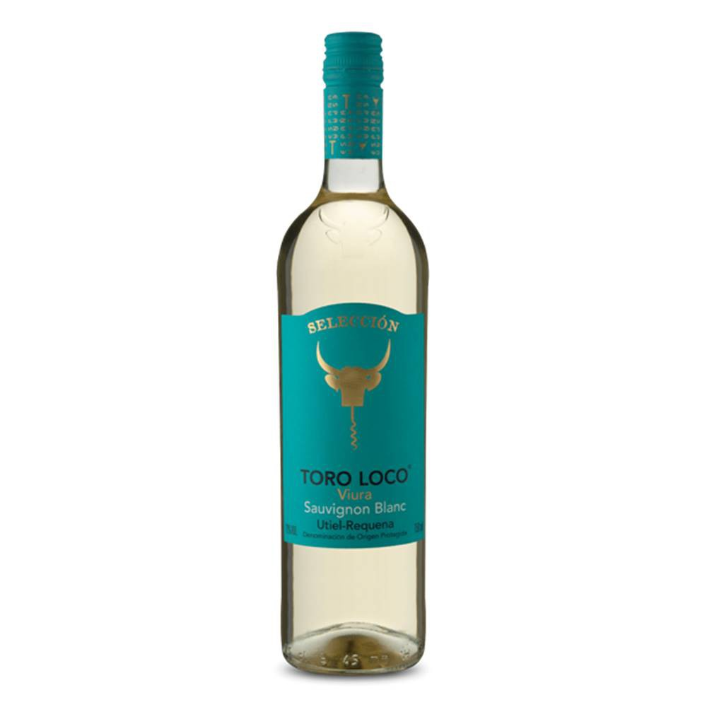 Kit 06 Unidades Vinho Toro Loco Sauvignon Blanc 750ml