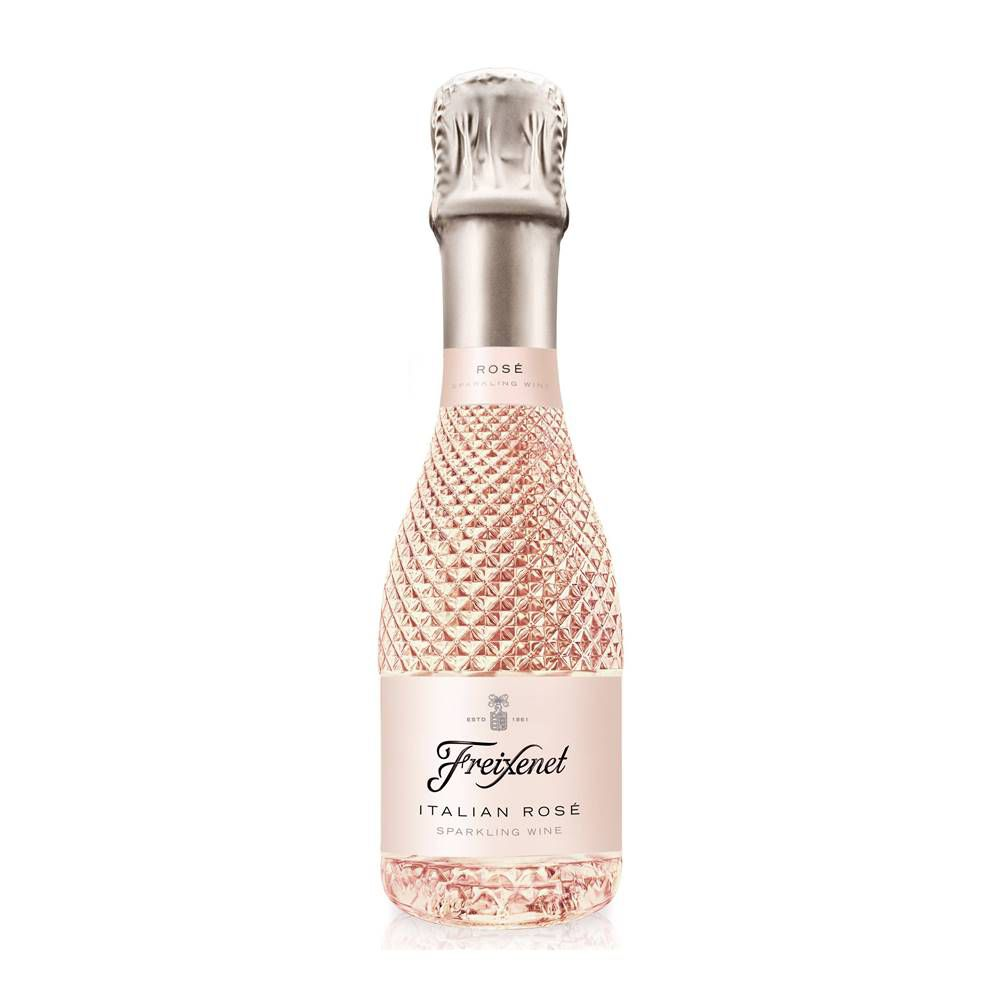 Kit Mini Espumante Freixenet Prosecco + Italian Rosé 200ml