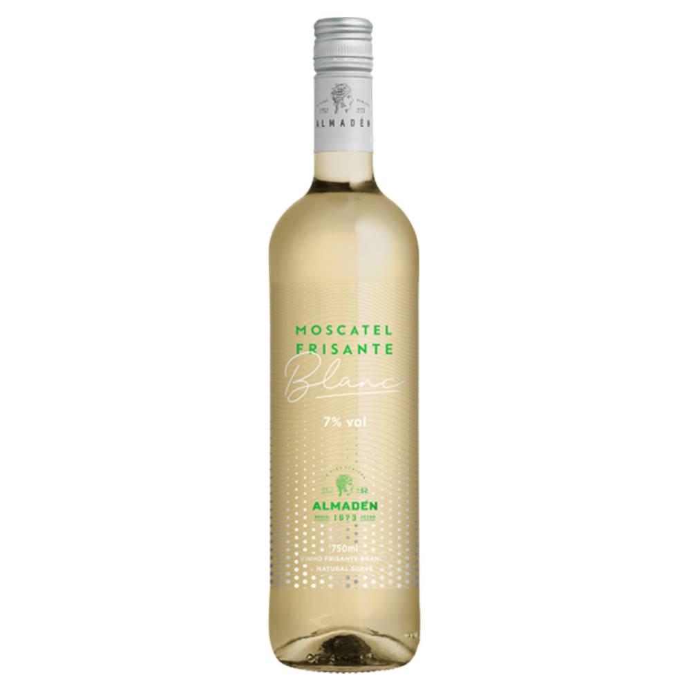 Kit Vinho Frisante Almadén Moscatel 01 Blanc e 01 Rosé 750ml