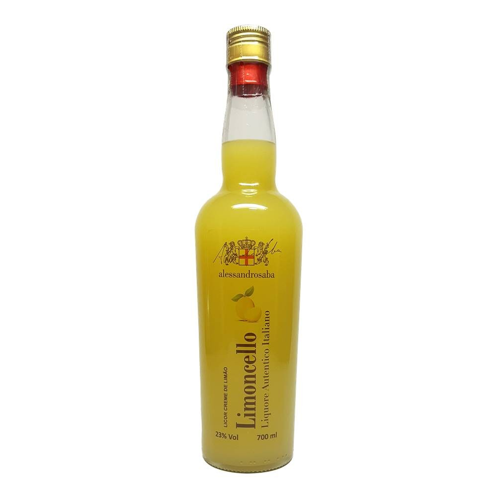 Licor Alessandrosaba Limoncello 700ml